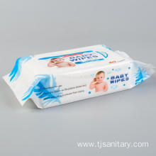 OEM Biodegradable Bamboo Baby Cleansing Wipes